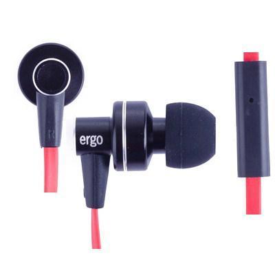 Наушники Ergo ES-900i Black (ES-900i)