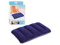 Подушка надувная intex 68672, размером 43-28-9см