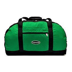 Дорожная сумка Timberland duffel Medium Оригинал зелёного цвета