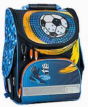 Ортопедический рюкзак школьный Tiger Nature Quest,Spinning Goal NQ18-A07