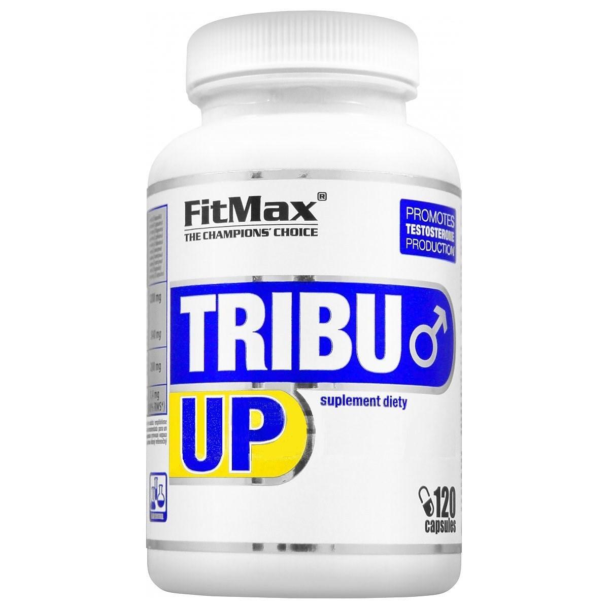 Бустер тестостерону Трибулус В Tribu Up 120 caps