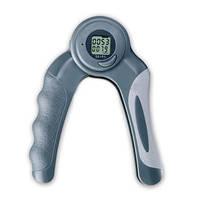 Цифровой эспандер для накачки кистей рук и предплечий, позволяющий отслеживать несколько параметров тренировки