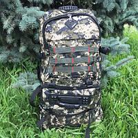 Рюкзак туристический Sport 60 л камуфляж, фото 1