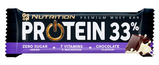 Протеиновый батончик GO ON Nutrition Protein BAR 33% 50 грам