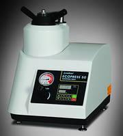 Пресс для горячей запрессовки образца Metkon с одним цилиндром ECOPRESS 50