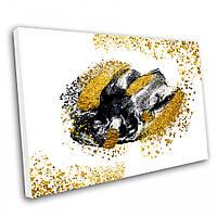 Картина на холсте Kronos Top Мазки 55 30 х 40 см (lfp_1206251914_3040)