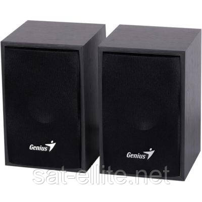 Акустическая система Genius SP-HF160 USB Black (31731063100), фото 1