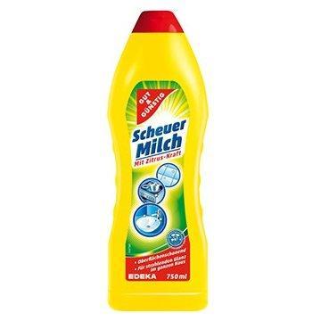 Универсальное чистящее средство Gut&Günstig Scheuermilch 750ml Германия
