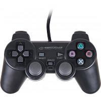 Геймпад Esperanza Vibration gamepad PS2/PS3/PC USB (EG106)