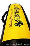 """Буй """"Seventh Sea 2.0 LionFish.sub"""" для Подводной Охоты, Дайвинга и Фридайвинга из ПВХ, фото 4"""