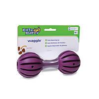 PetSafe ваггл (waggle) суперпрочная игрушка-лакомство для собак ml для собак от 10 кг