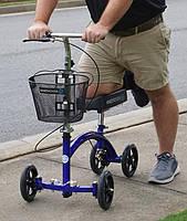 Прогулочный скутер медицинского назначения KneeRover Walker Scooter, фото 1