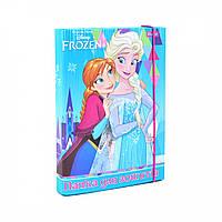 """Папка для тетрадей картонная В5 """"Frozen"""", фото 1"""