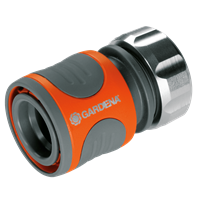 Высококачественный коннектор Premium 13 мм (1/2 дюйма) GARDENA