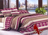 Двуспальный комплект постельного белья Поликоттон XHY818