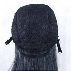 Длинные парики - 65см, бирюзовые волнистые волосы, косплей, анимэ, фото 3