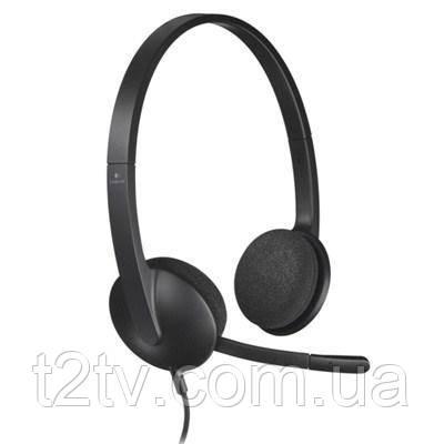 Навушники Logitech H340 USB HEADSET (981-000475)