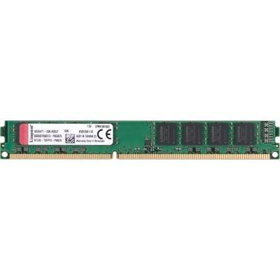 Модуль памяти для компьютера DDR3 8GB 1600 MHz Kingston (KVR16N11/8 / -SPBK / KVR16N11S8/8)