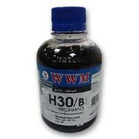 Чернила WWM HP № 21/130/140 (8767/8765)BL/pigm (H30/BP)