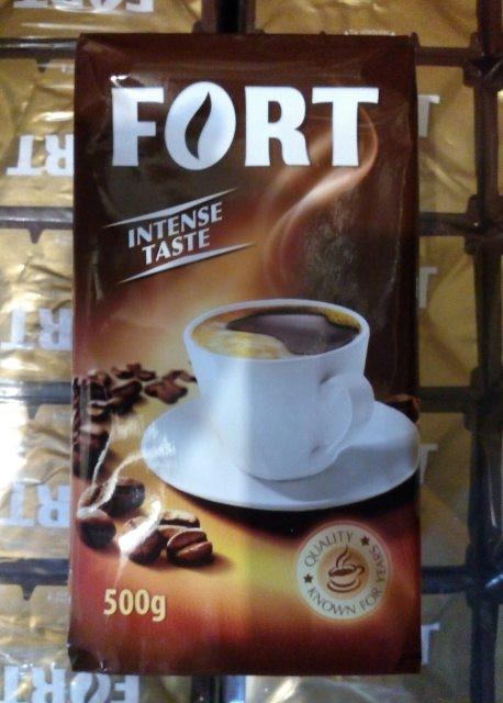 Молотый кофе Форт Стронг 500 грамм