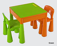 Комплект Tega Mamut стол и 2 стульчика