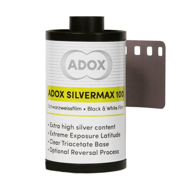Фотопленка ADOX SILVERMAX 100 135-36