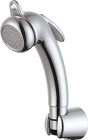 Гигиеническая лейка с держателем для ванны и душа Welle 1359OL