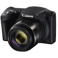 Цифровой фотоаппарат Canon PowerShot SX420 IS Black (1068C012)