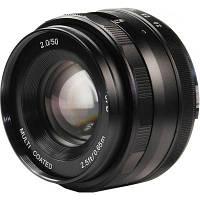 Об'єктив Meike 50mm f/2.0 MC E-mount для Sony (MKE5020)