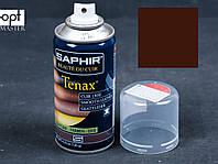Аэрозольный краситель для гладкой кожи Saphir Tenax Spray, 150 мл, цв. средний табак (35)
