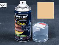 Аэрозольный краситель для гладкой кожи Saphir Tenax Spray, 150 мл, цв. бежево-розовый (42)