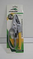 Садові ножиці секатор Senba T-011, ножиці для обрізання кущів Сенба