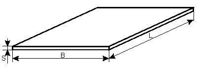 Листы холоднокатаные ГОСТ 19904-74