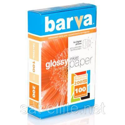 Бумага BARVA 10x15 (IP-BAR-C200-125)