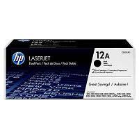 Картридж HP LJ  12AF 1010/ 1012/ 1015/1020 DUAL PACK (Q2612AF)