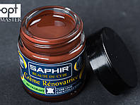 Жидкая Кожа (крем) Saphir Creme Renovatrice, 30 мл, цв. средне-коричневый (37)