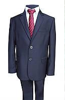 Темно-синий школьный костюм на мальчика №31/3н-15н  -09С/1, фото 1