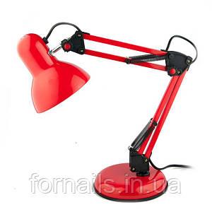 Лампа Lilly Beauty с подставкой, для настольного освещения, красная