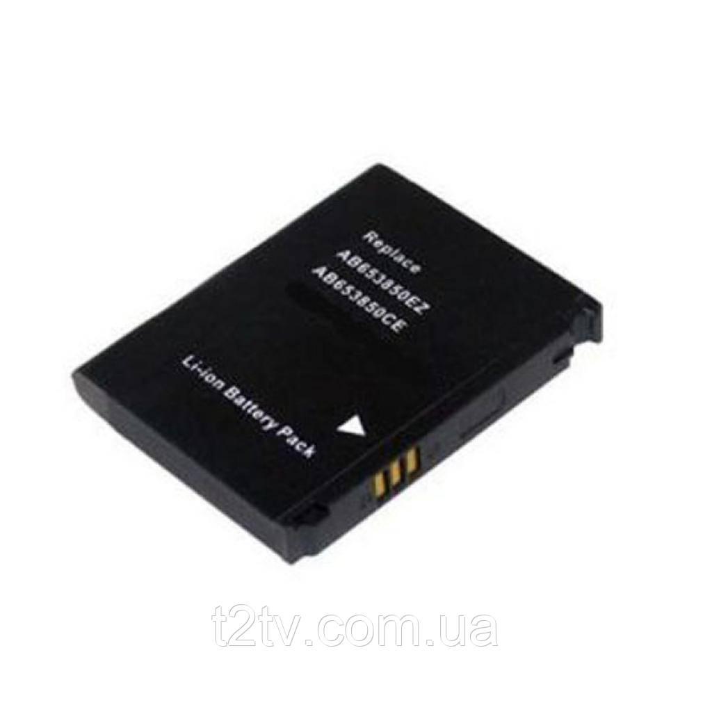 Аккумуляторная батарея PowerPlant Samsung i8000, i7500, i220, i908, i900 |AB653850CU| (DV00DV6102)