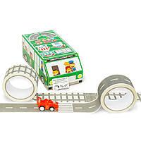 """Игровой набор Зеленый автобус """"Быстрый старт Плюс"""" Версия Эко (англ.язык)"""