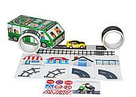"""Игровой набор Зеленый автобус """"Быстрый старт  Плюс"""" Версия Эко (укр.язык)"""