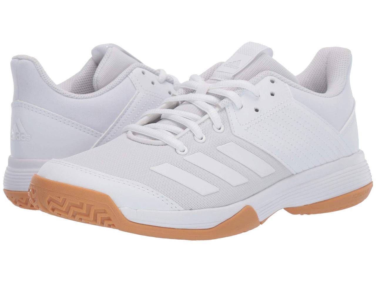 Кроссовки/Кеды (Оригинал) adidas Ligra 6 Footwear White/Footwear White/Gum M1