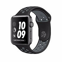 Ремешок ArmorStandart Sports для Apple Watch 38 мм Grey (40234)