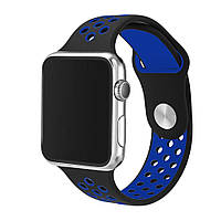 Ремешок ArmorStandart Sports для Apple Watch 38 мм Blue (40237)