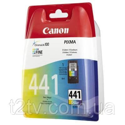 Картридж Canon CL-441 Color для PIXMA MG2140/3140 (5221B001)