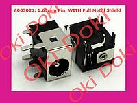 Разъем питания для ноутбука 5.5*1.65мм HP ZE2000 Compaq M700 M2000 Benq R53 Asus EeePC 700 900 Acer C100 Z9000