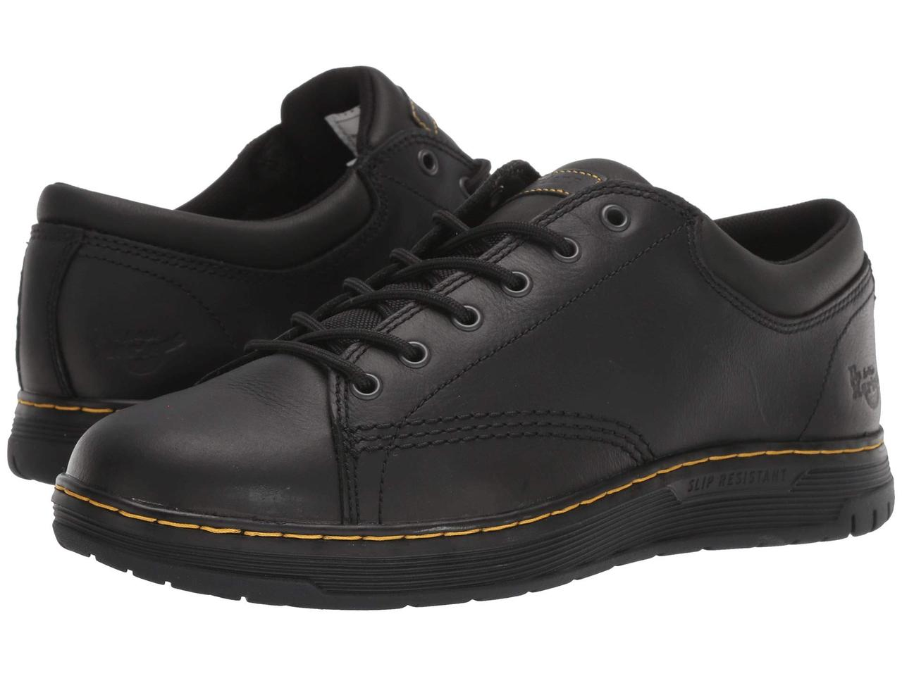 Кроссовки/Кеды (Оригинал) Dr. Martens Work Maltby Soft Toe SR Black/Black/Black/Black