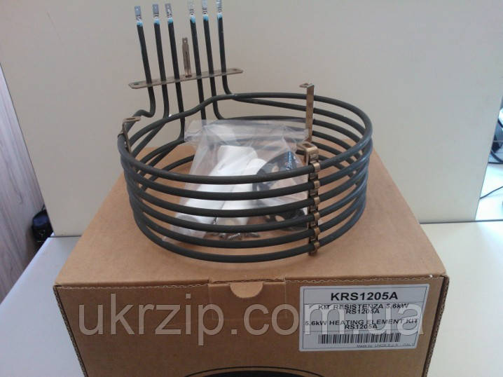 Тэн 5.6 кВт RS1205A для Unox XVC 305-705-905-1005