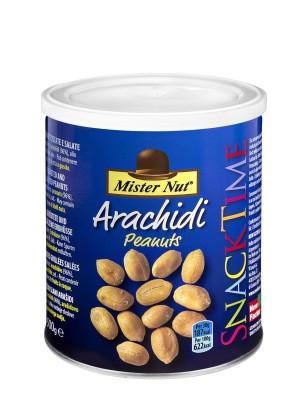 Арахис Mr Nut Snack Time жареный соленый 500г