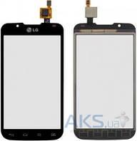 Сенсор (тачскрин) для LG Optimus L7 2 P715 Original Black